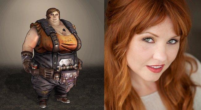 Ellie voice actor Borderlands 3