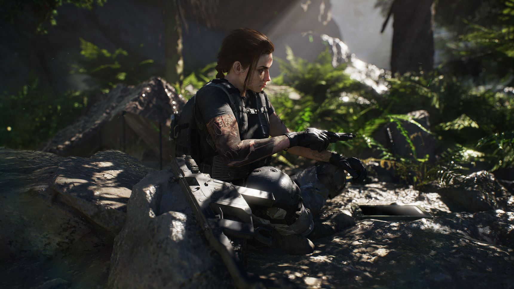 How to sign up for the Ghost Recon Breakpoint beta
