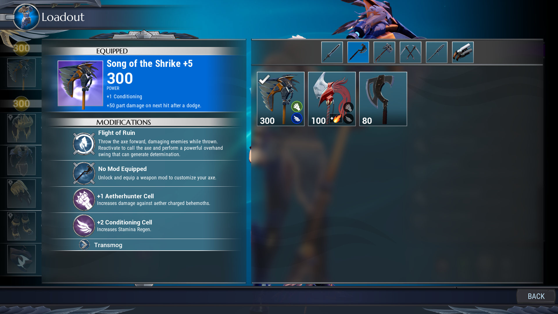 the highest damage weapon in Dauntless