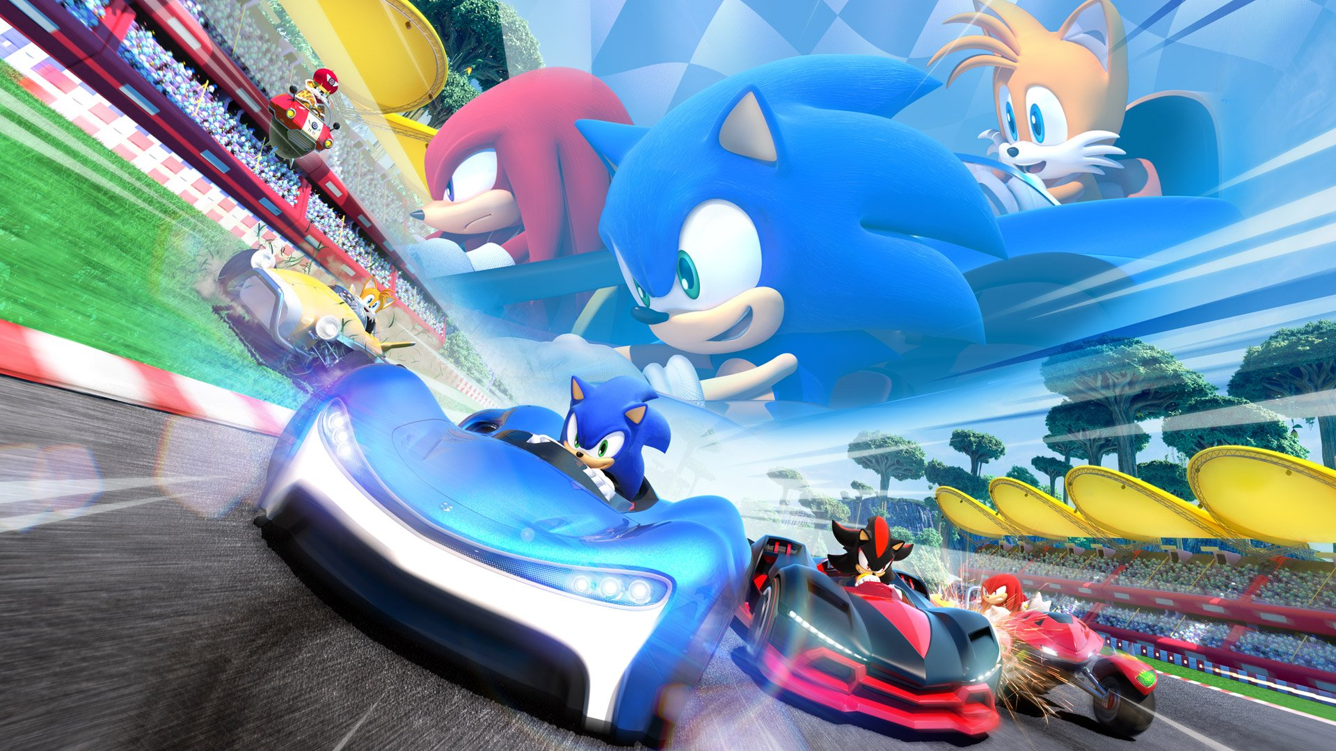 Credits can be used to purchase Mod Pods in Team Sonic Racing, with most activities awarding Credits upon race completion. The better you do in a race, the more Credits you'll earn.
