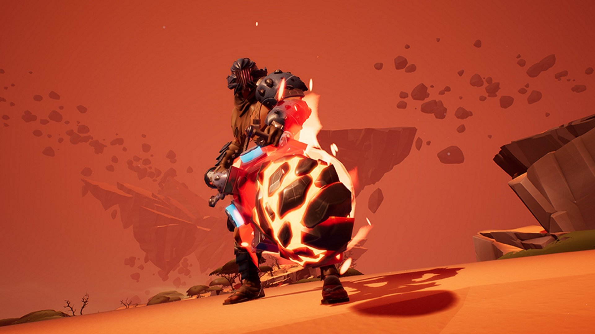 How to get Molten Edict Exotic Hammer in Dauntless