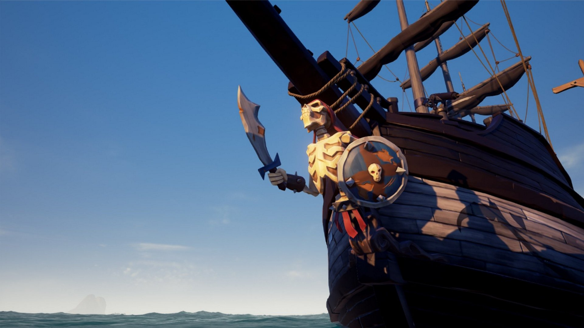 how to get the Spinal Figurehead in Sea of Thieves