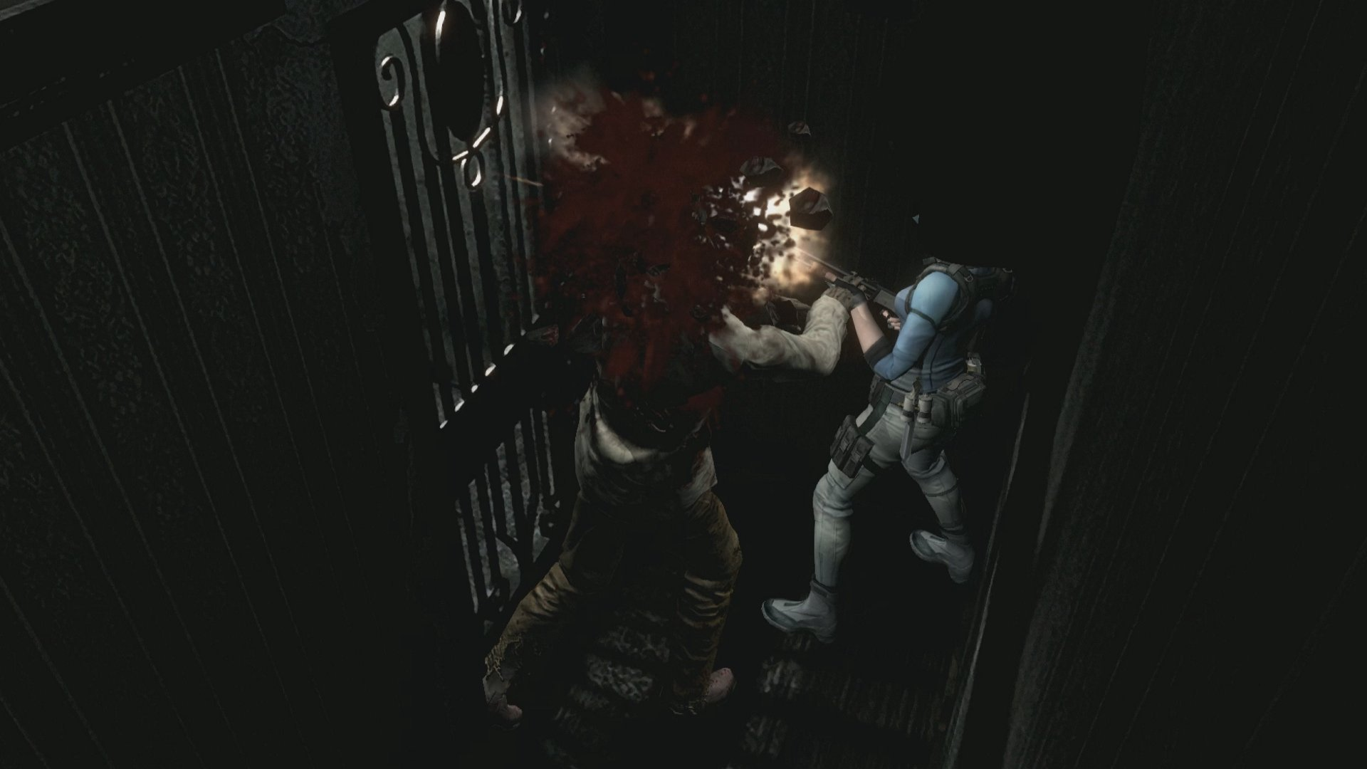 How to decapitate and critical hit in Resident Evil HD Remaster
