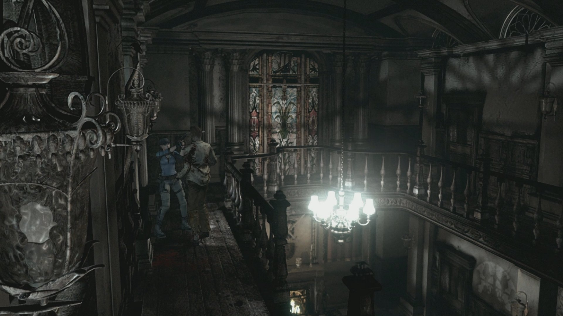 How to headshot in Resident Evil HD Remaster
