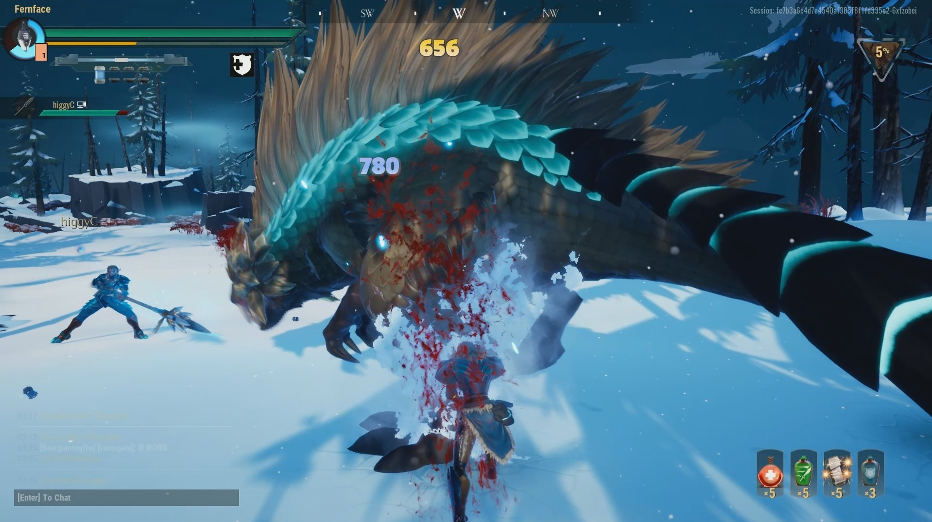 How to stagger in Dauntless