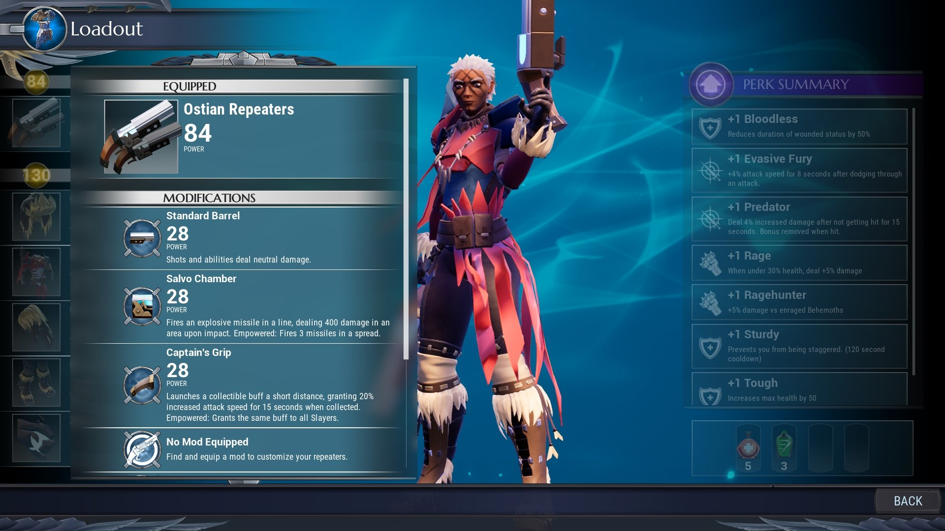 How to unlock Repeaters in Dauntless