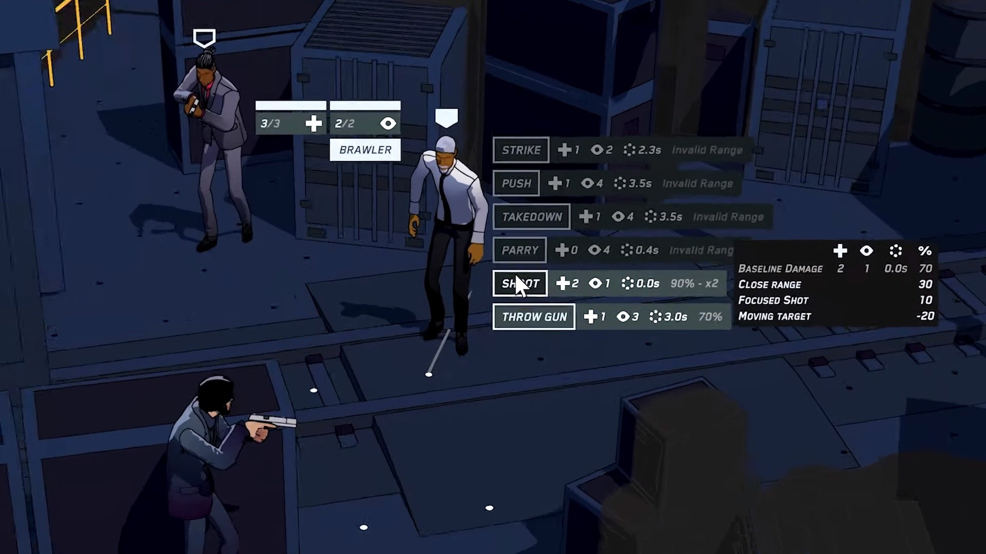 John Wick Hex will offer tactical, turn-based combat.