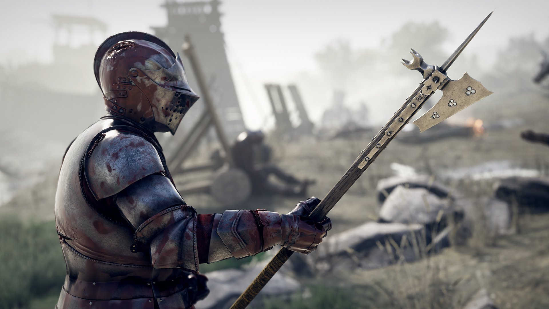 The best weapons in Mordhau are ones that deal high amounts of damage, are fast, and offer ample range. The weapons you use will vary depending on your scenario and opponent, and you have the ability to hold multiple weapons at once and switch between them in Mordhau.