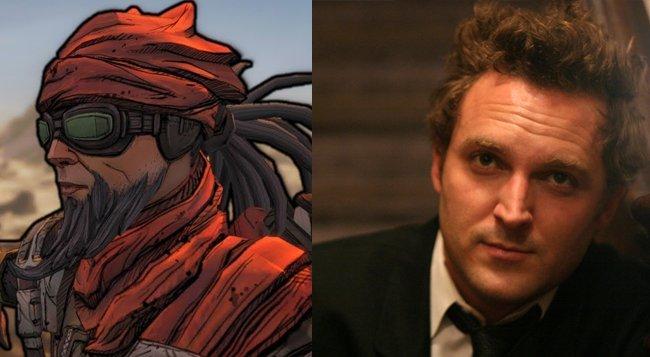 Mordecai voice actor Borderlands 3