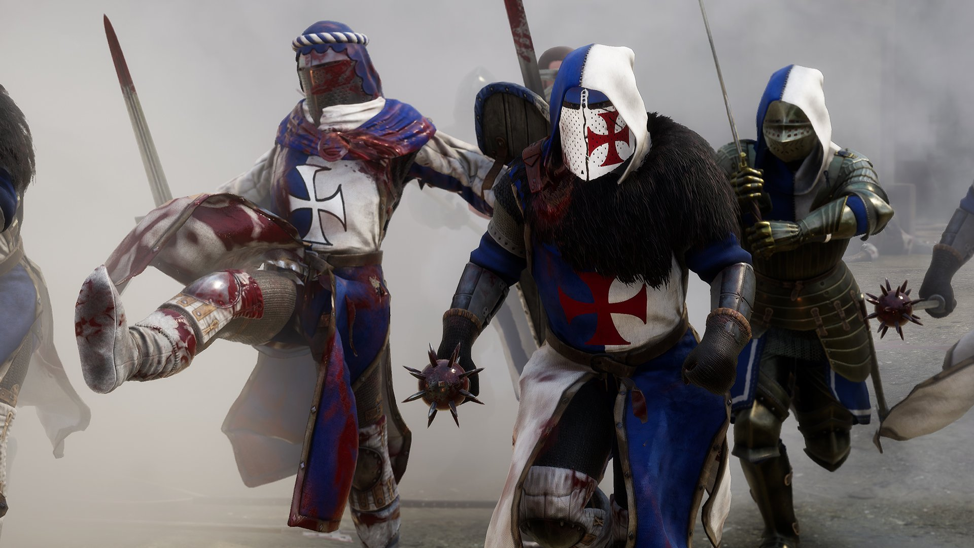 The player base of Mordhau feels like a close community, with the developers also making an effort to listen and implement feedback in Mordhau.