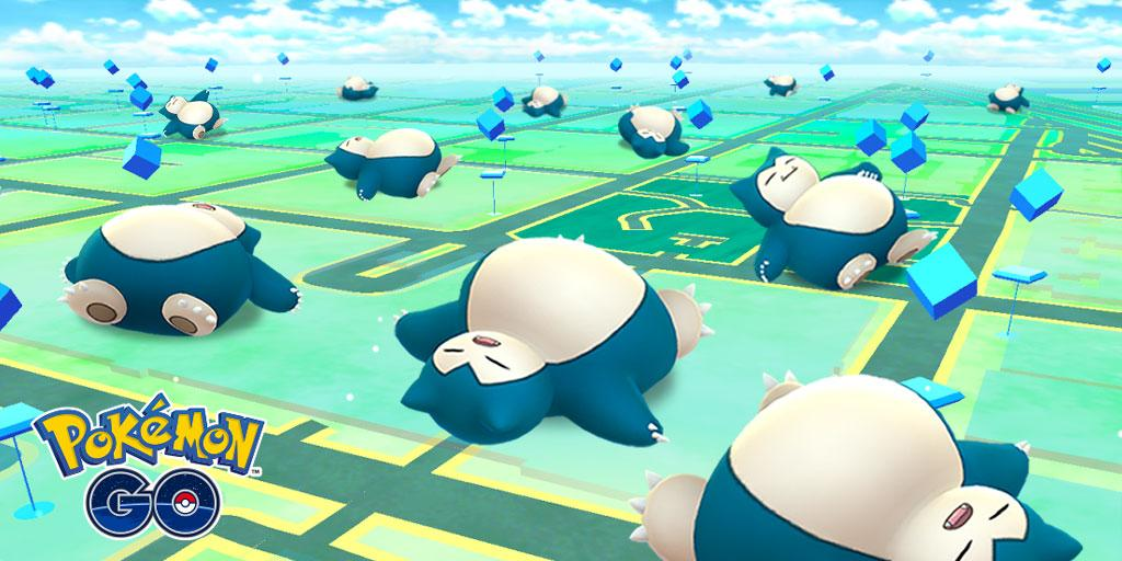 A Snorlax event is live in Pokemon GO if you're looking to add the sleepy Pokemon to your PokeDex!
