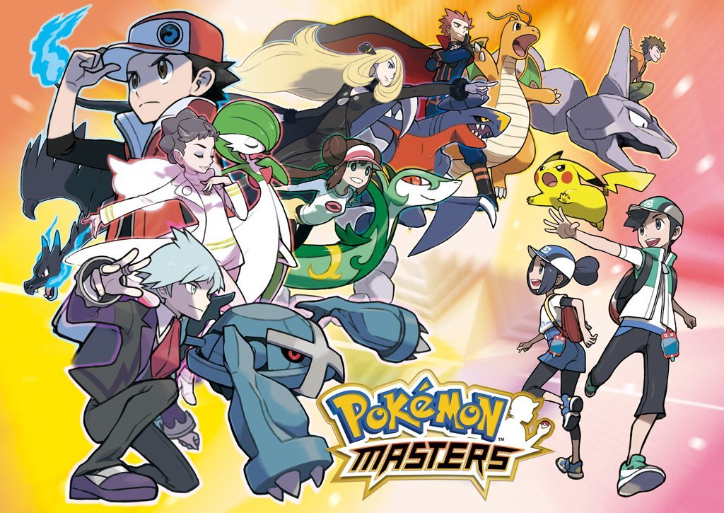 A new mobile game is coming in 2019 called Pokemon Masters.