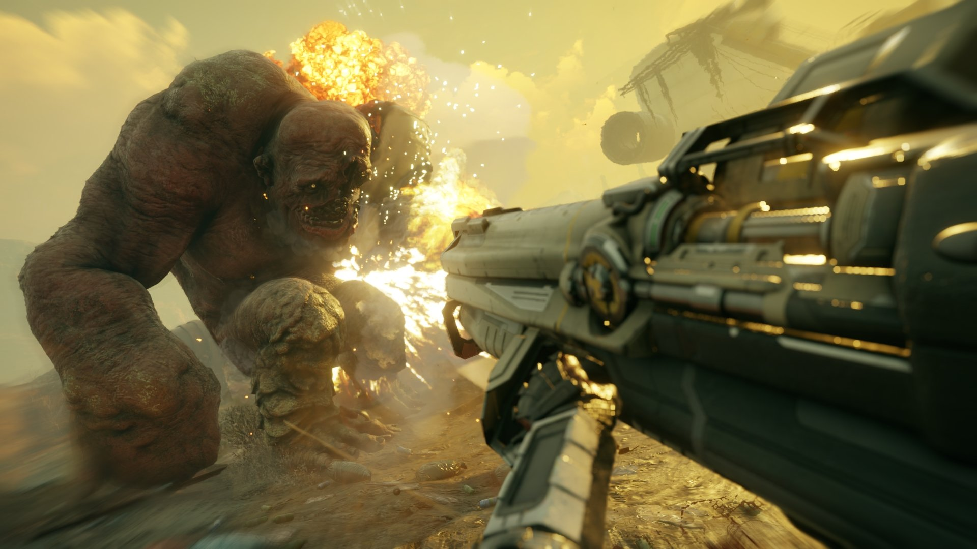 How to change armor in Rage 2