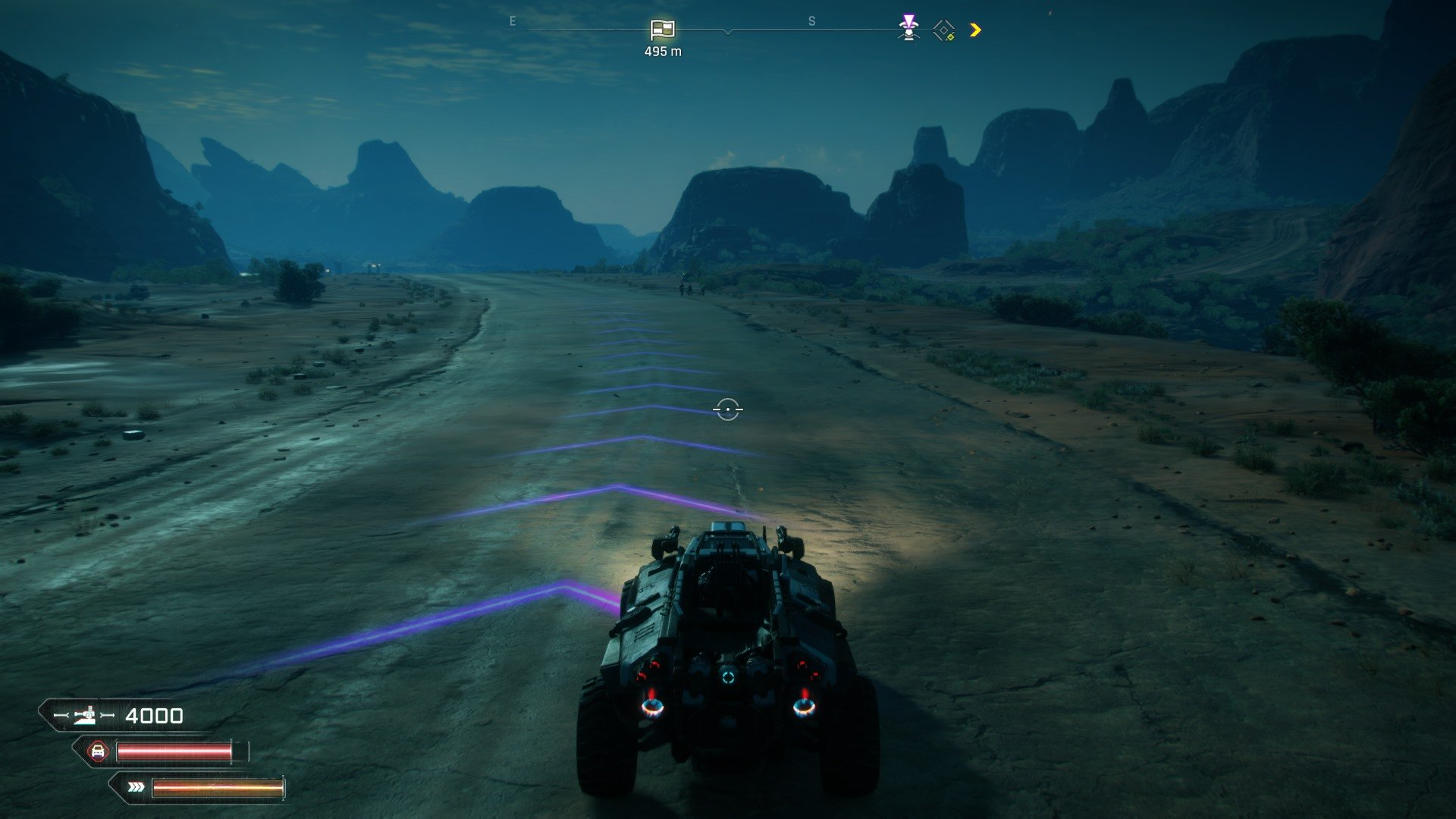 A Waypoint location - How to use Waypoints in Rage 2