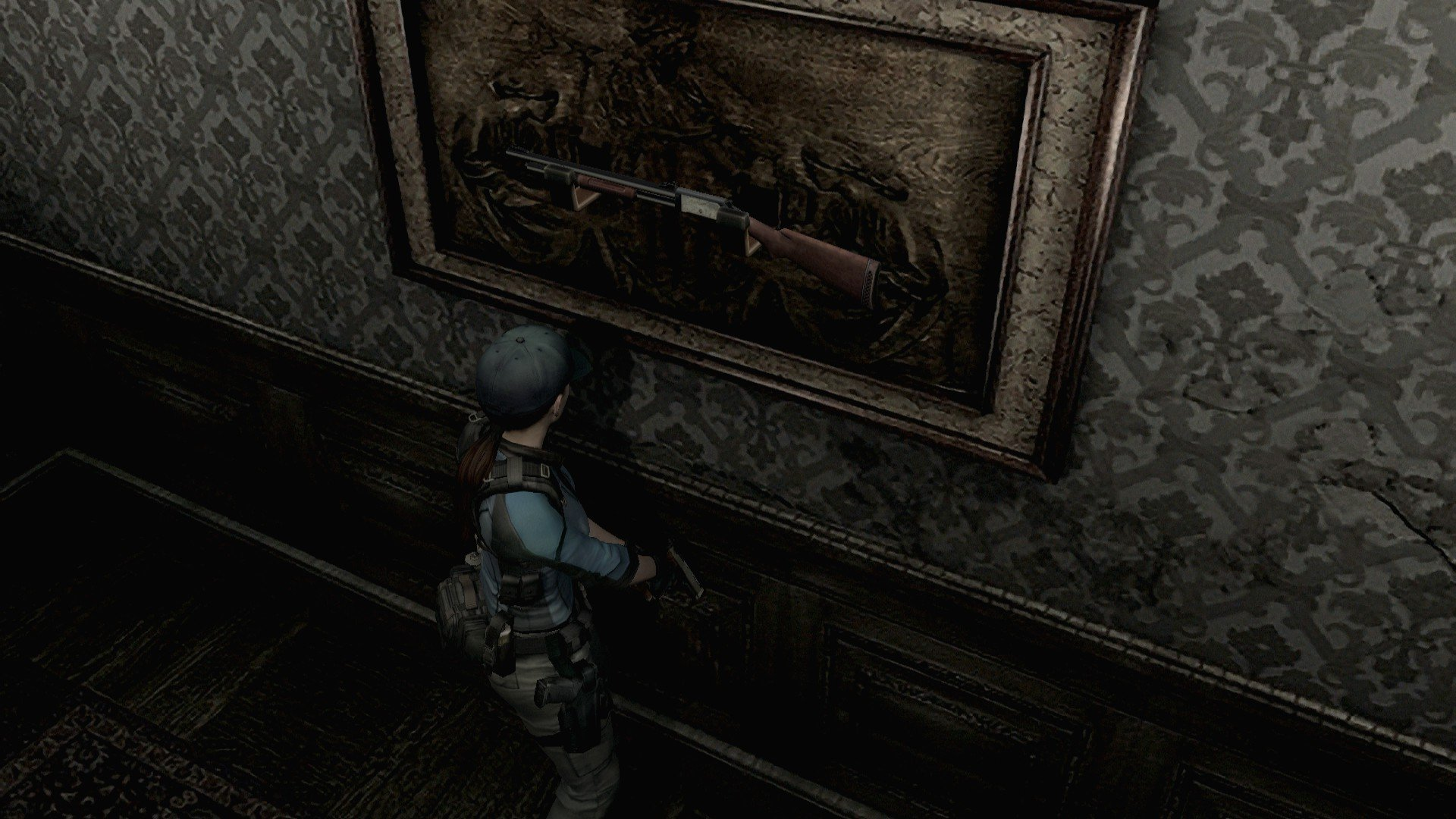 What to use the Broken Shotgun for Resident Evil HD Remaster