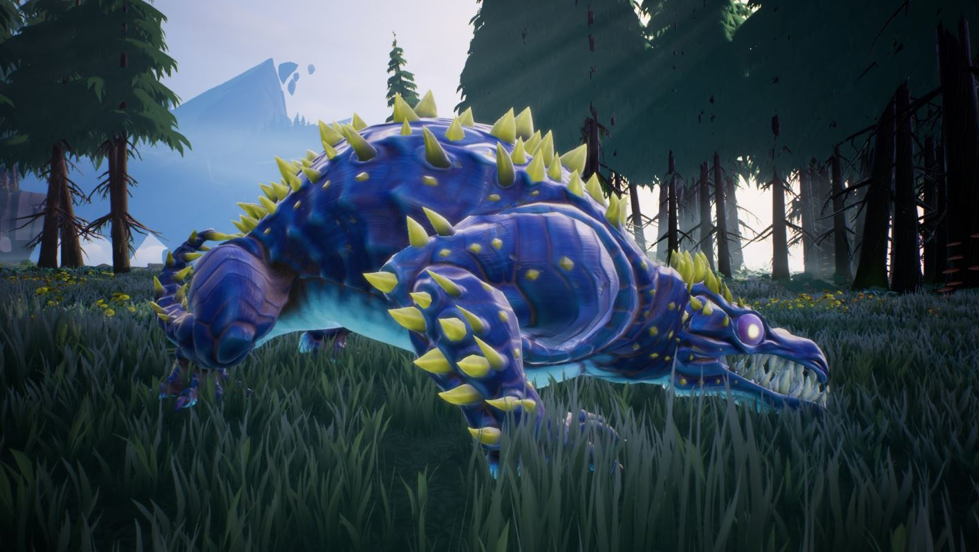 To get Conductive Shockspine in Dauntless, you'll need to hunt Shockjaw Nayzaga and break its back during combat.