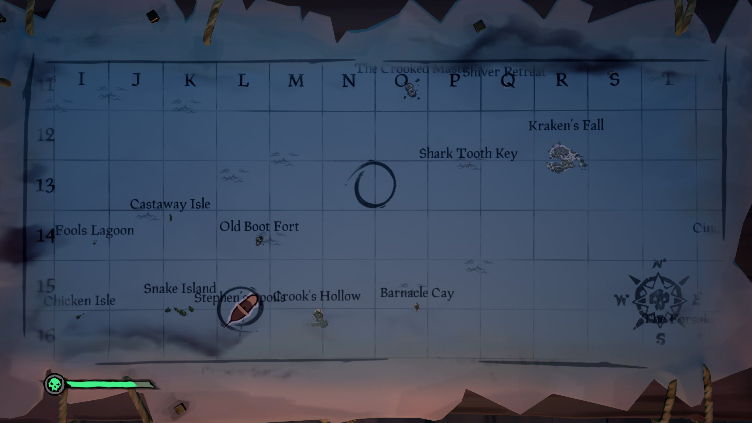 where to find shroudbreaker sea of thieves