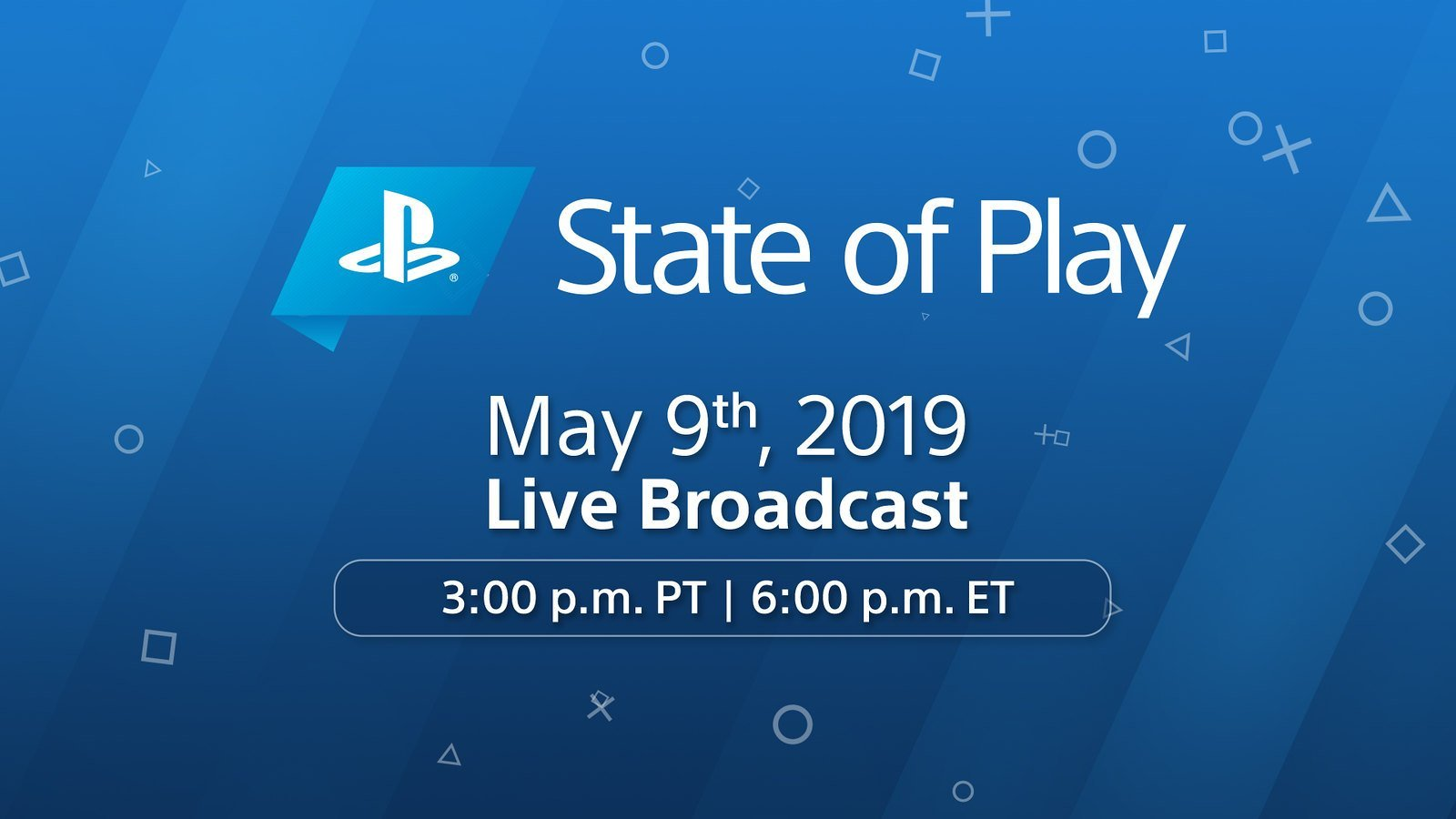 Sony will have a 'State of Play' stream later this week