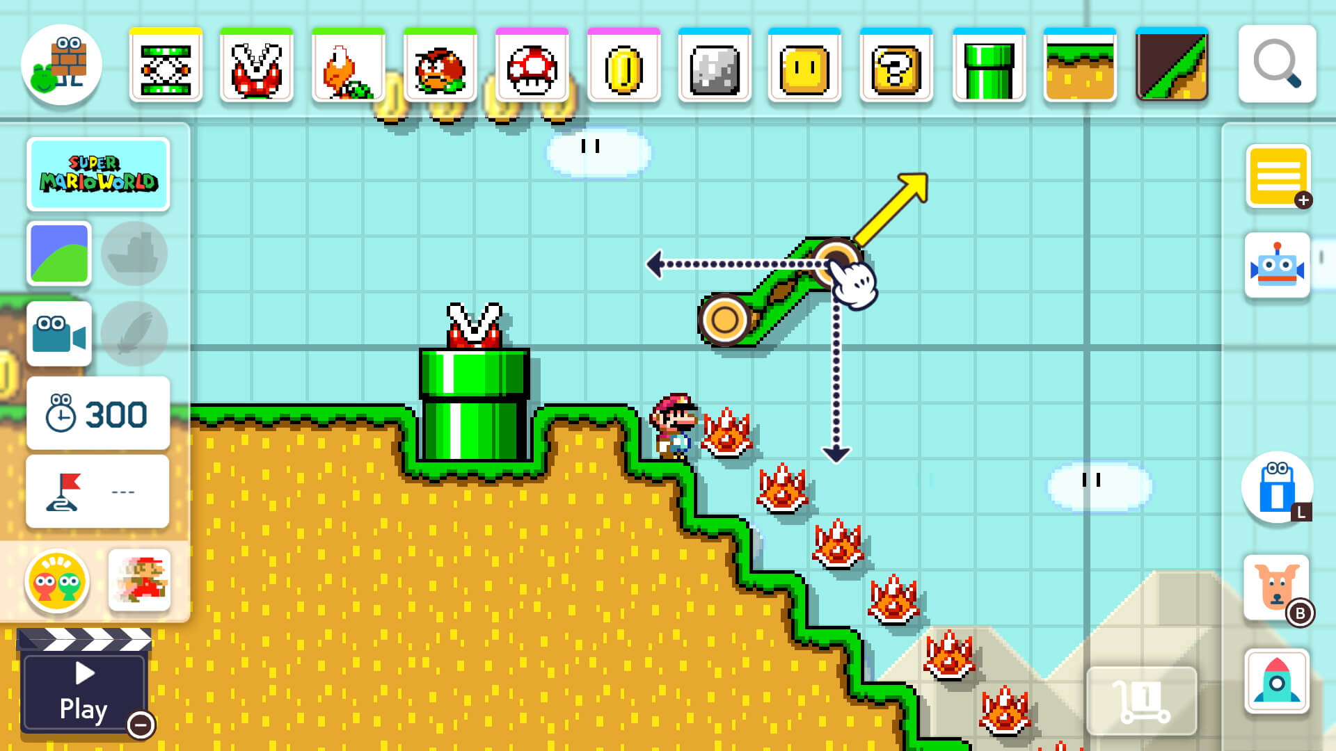A ton of new features are coming to Super Mario Maker 2 from Story Mode to Courseworld!