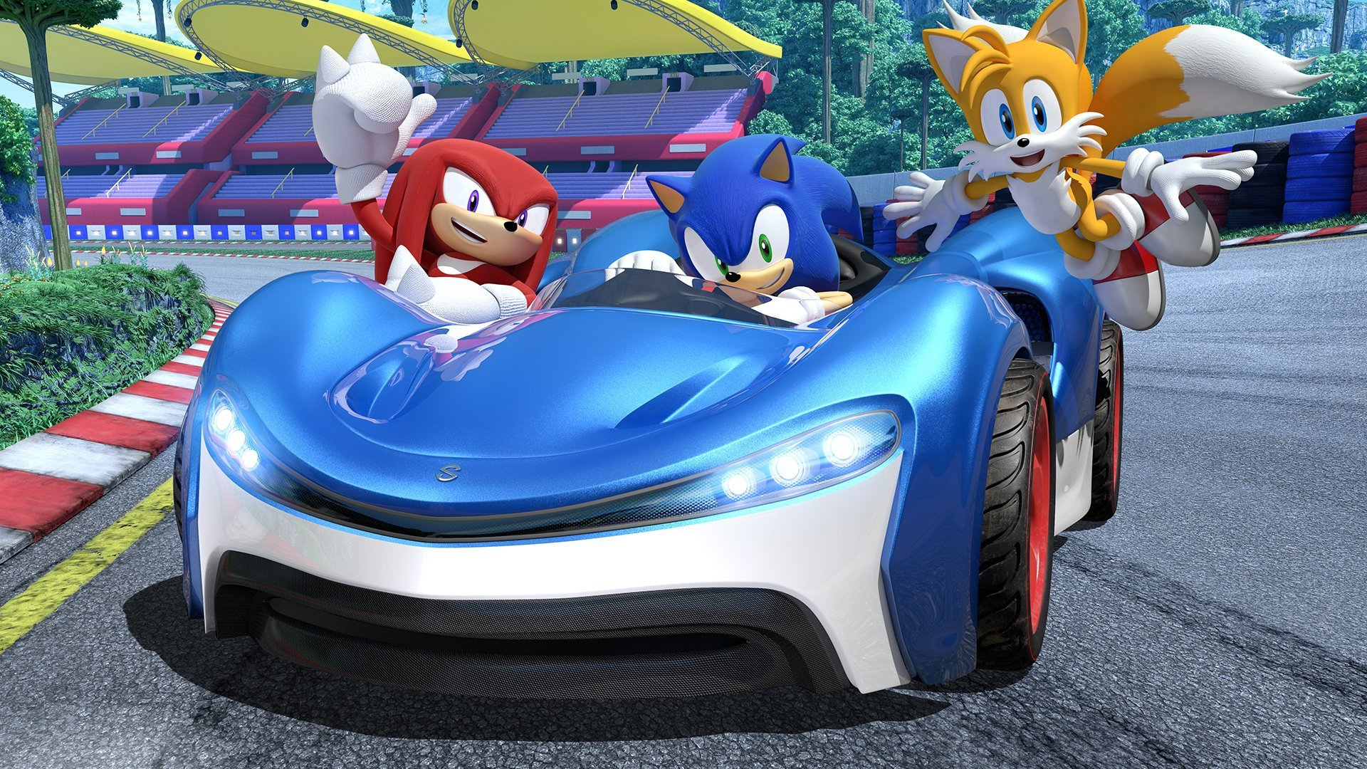 It will take you anywhere from 3 to 6 hours to beat Team Adventure mode in Team Sonic Racing.