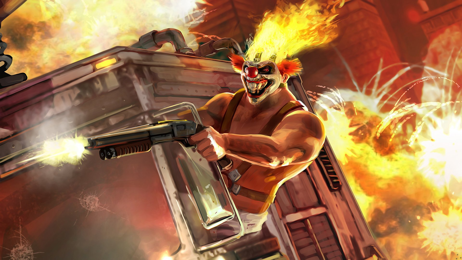 One of the IPs that Sony plans to adapt is Twisted Metal according to statements made by Sony Pictures CEO Tony Vinciquerra.