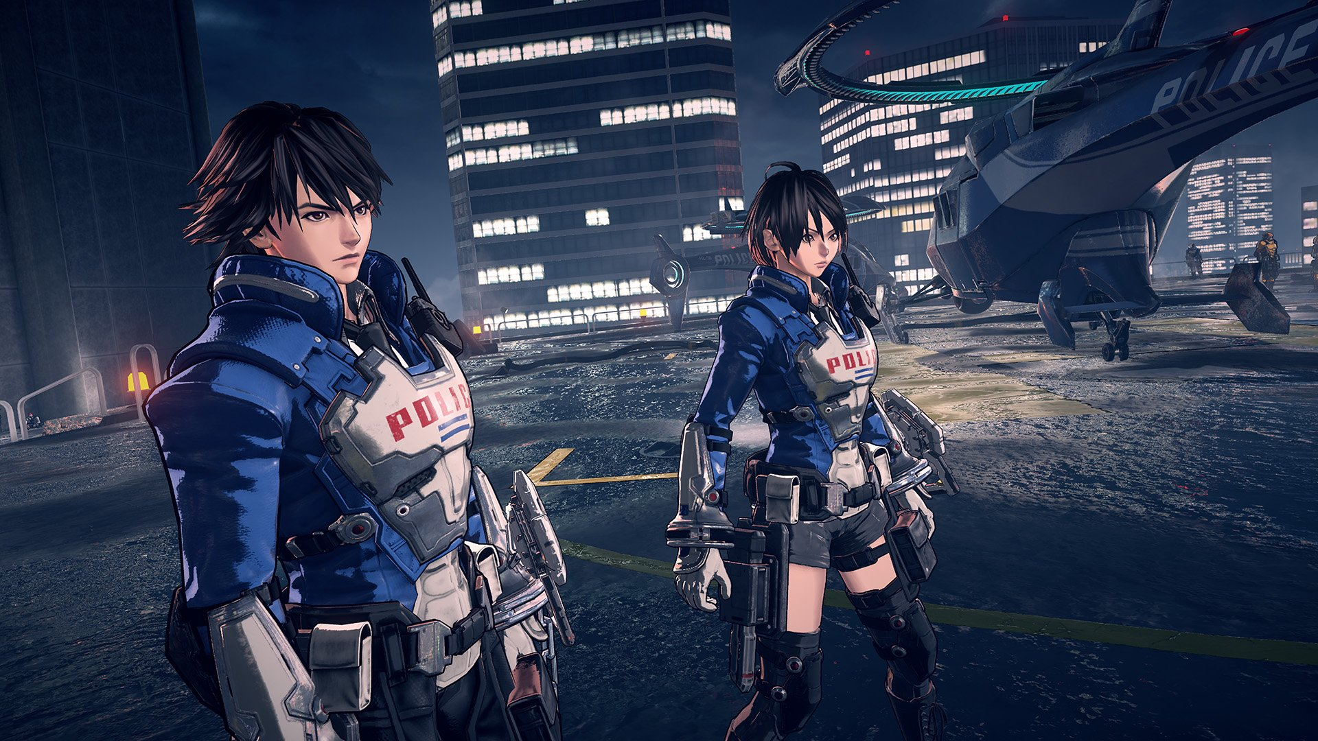 Astral Chain will release on August 30 exclusively for Nintendo Switch.