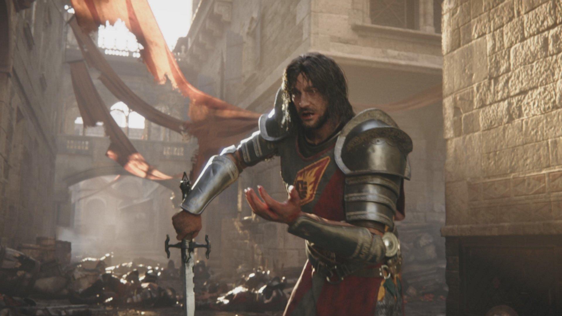 Baldur's Gate 3 announced Larian Studios Google Stadia