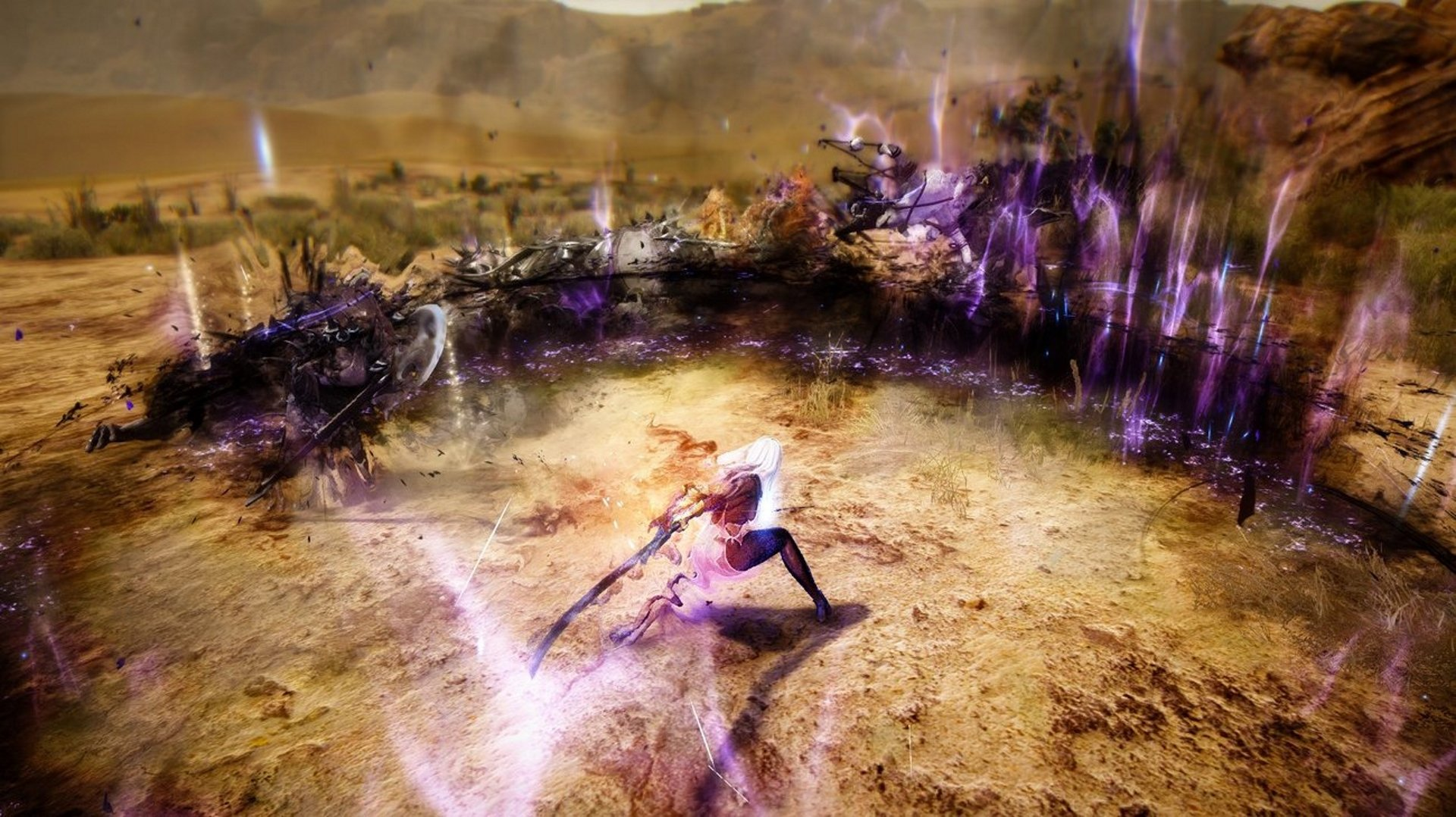 Popular MMORPG Black Desert is coming to PS4 this year