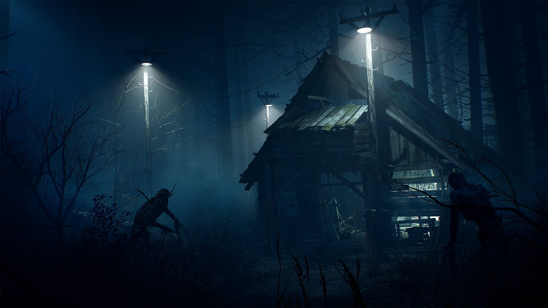 The new Blair Witch game hints at a new film from Lionsgate, and is connected to the cinematic universe, though you don't need to watch the films to enjoy the game according to Bloober Team.