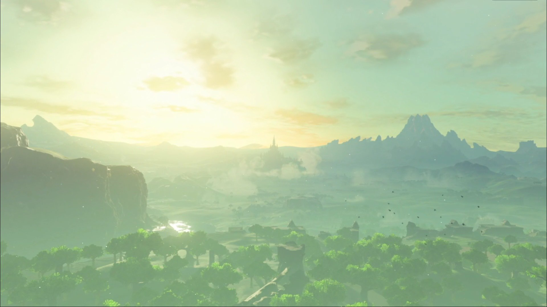 Breath of the Wild sequel setting