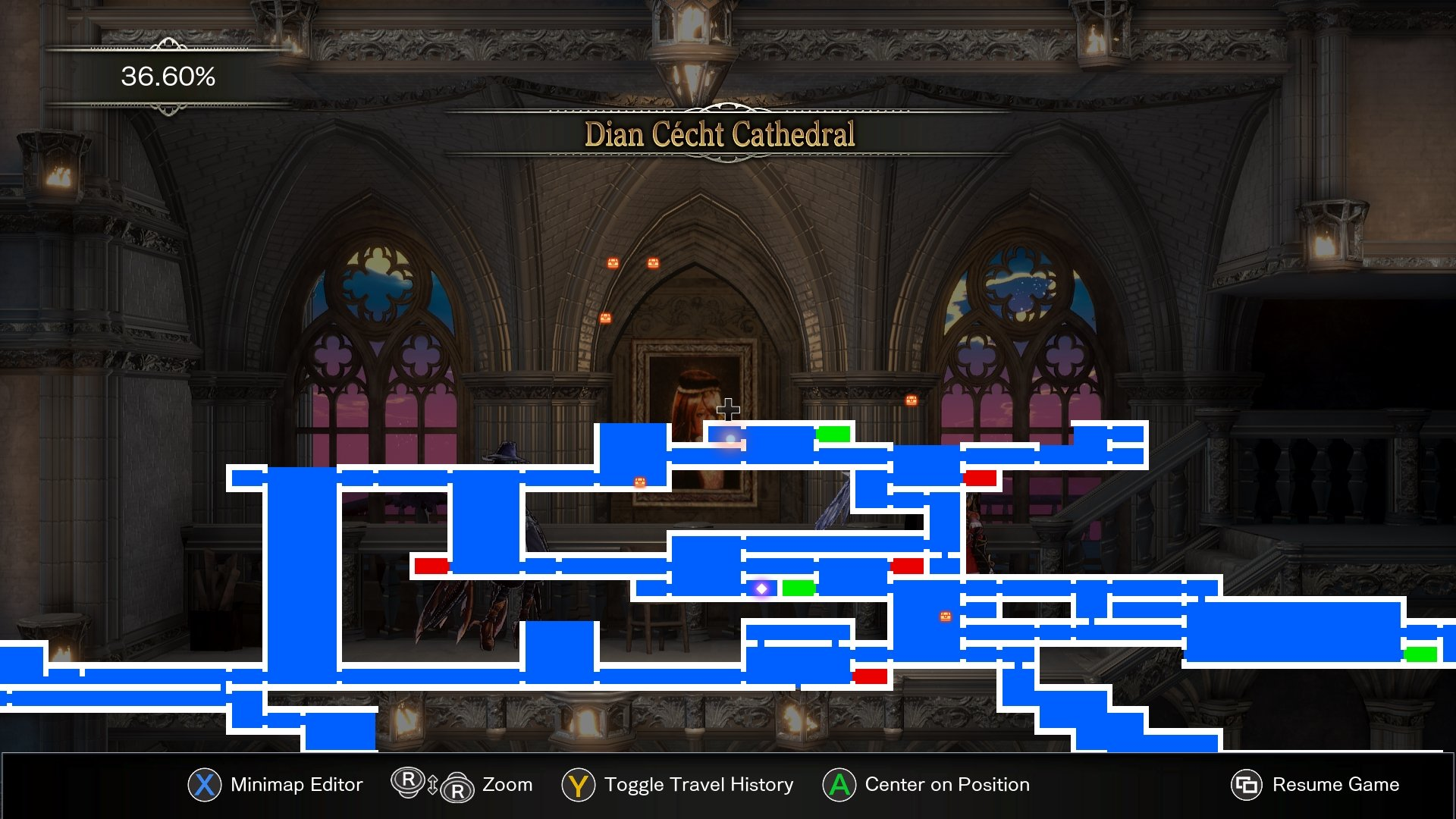 Character customization in bloodstained ritual of the night