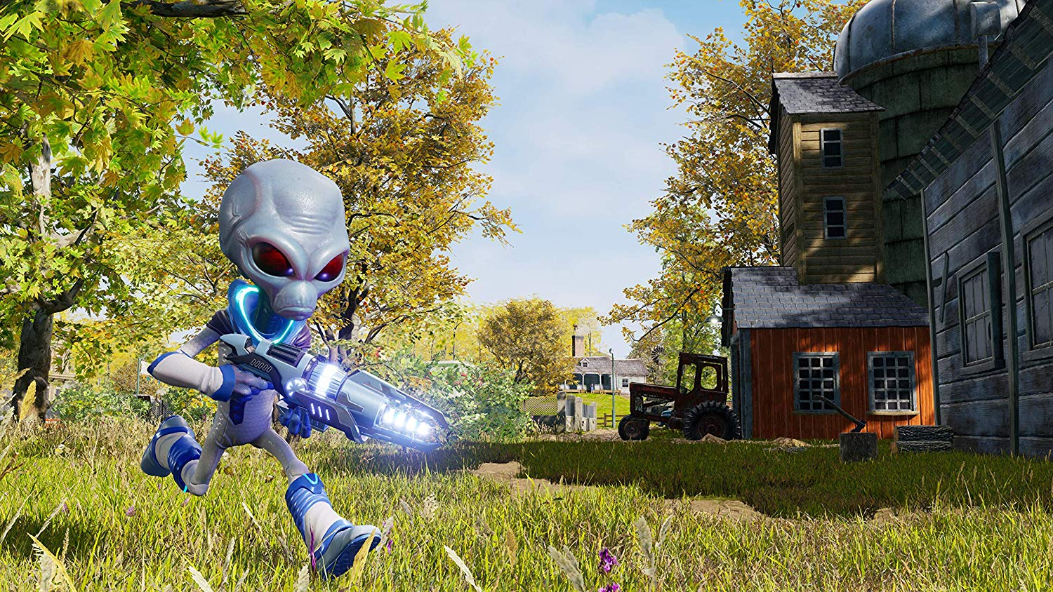 Destroy All Humans was leaked several times prior to its official E3 2019 reveal.