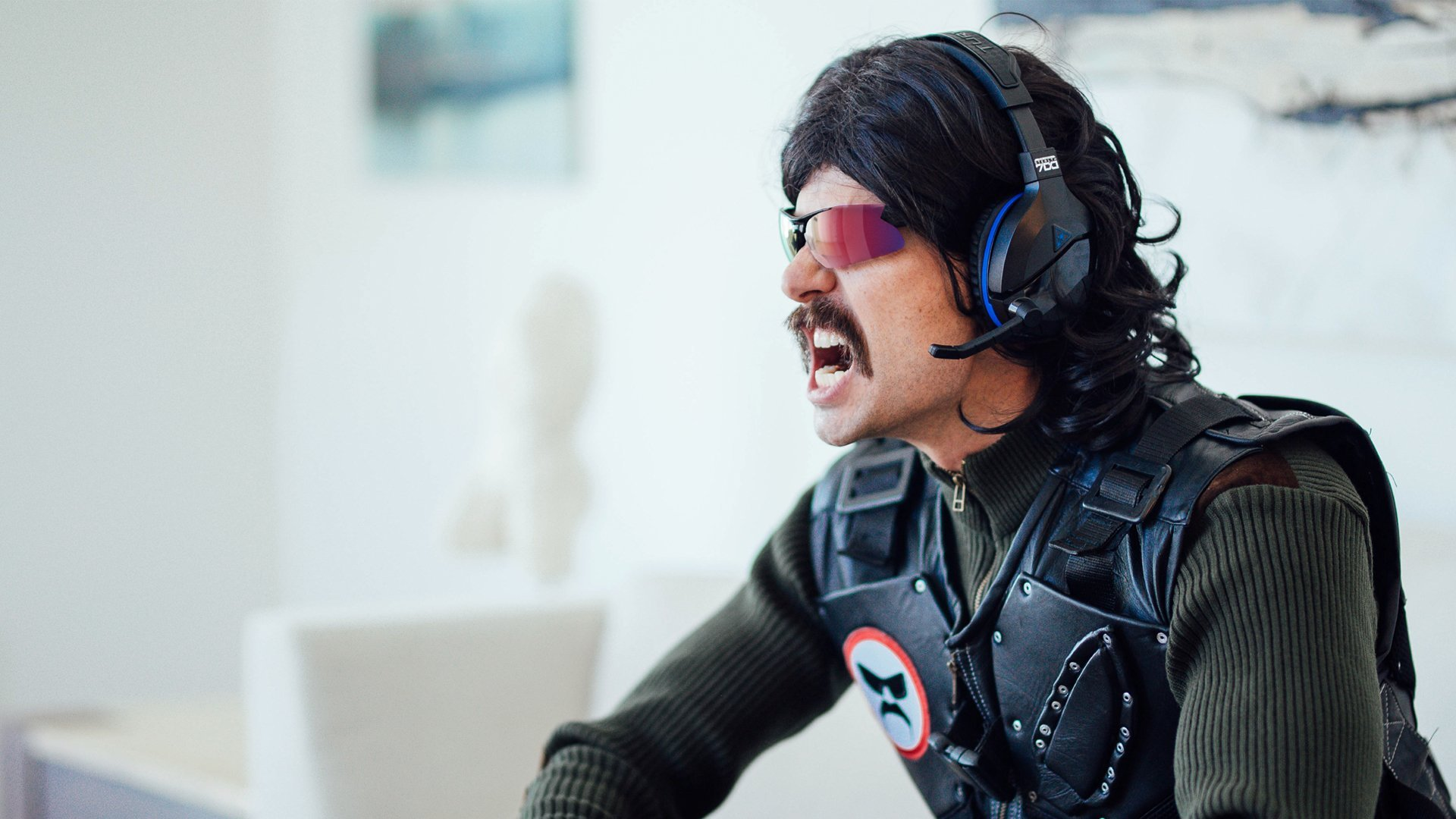 The ban will likely have no impact on Dr. Disrespect in terms of subscriber count or revenue.