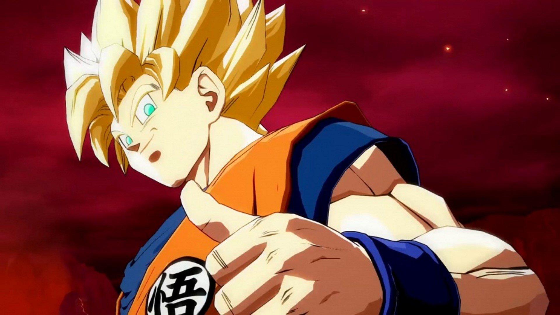 Goku Super Smash Bros Ultimate fighters
