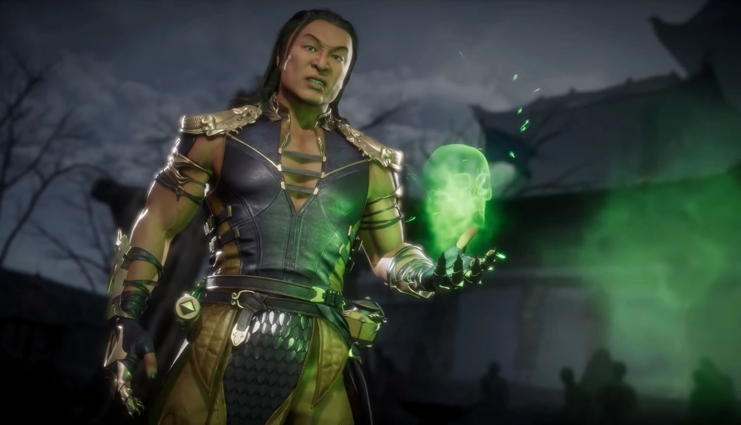 To get Shang Tsung in Mortal Kombat 11, you'll either need to purchase him as individual DLC, or purchase the Kombat Pack.