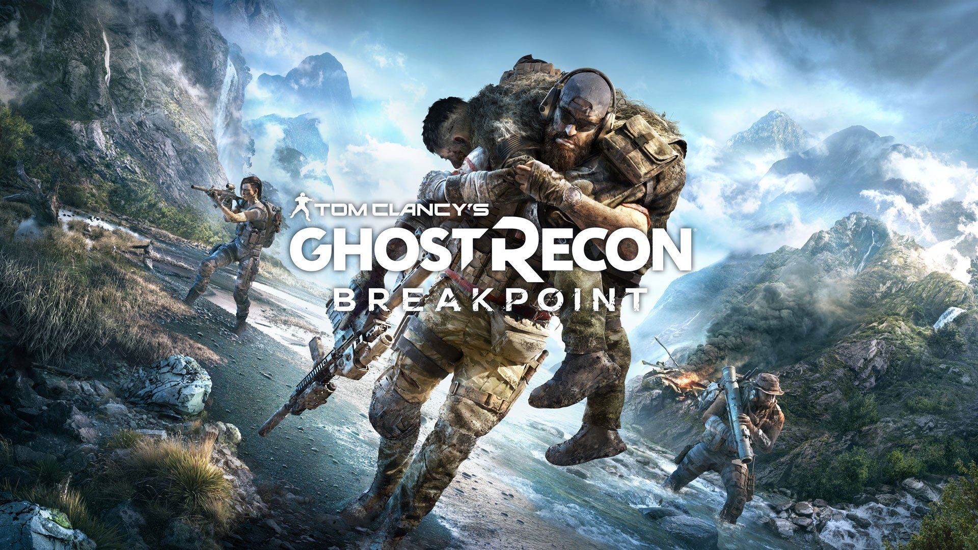 Tom Clancy's Ghost Recon: Breakpoint will be available on Google Stadia alongside traditional platforms like Xbox One and PlayStation 4.