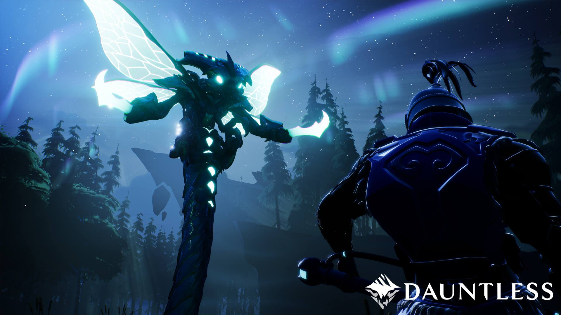 How to get Lustrous Tailplate in Dauntless