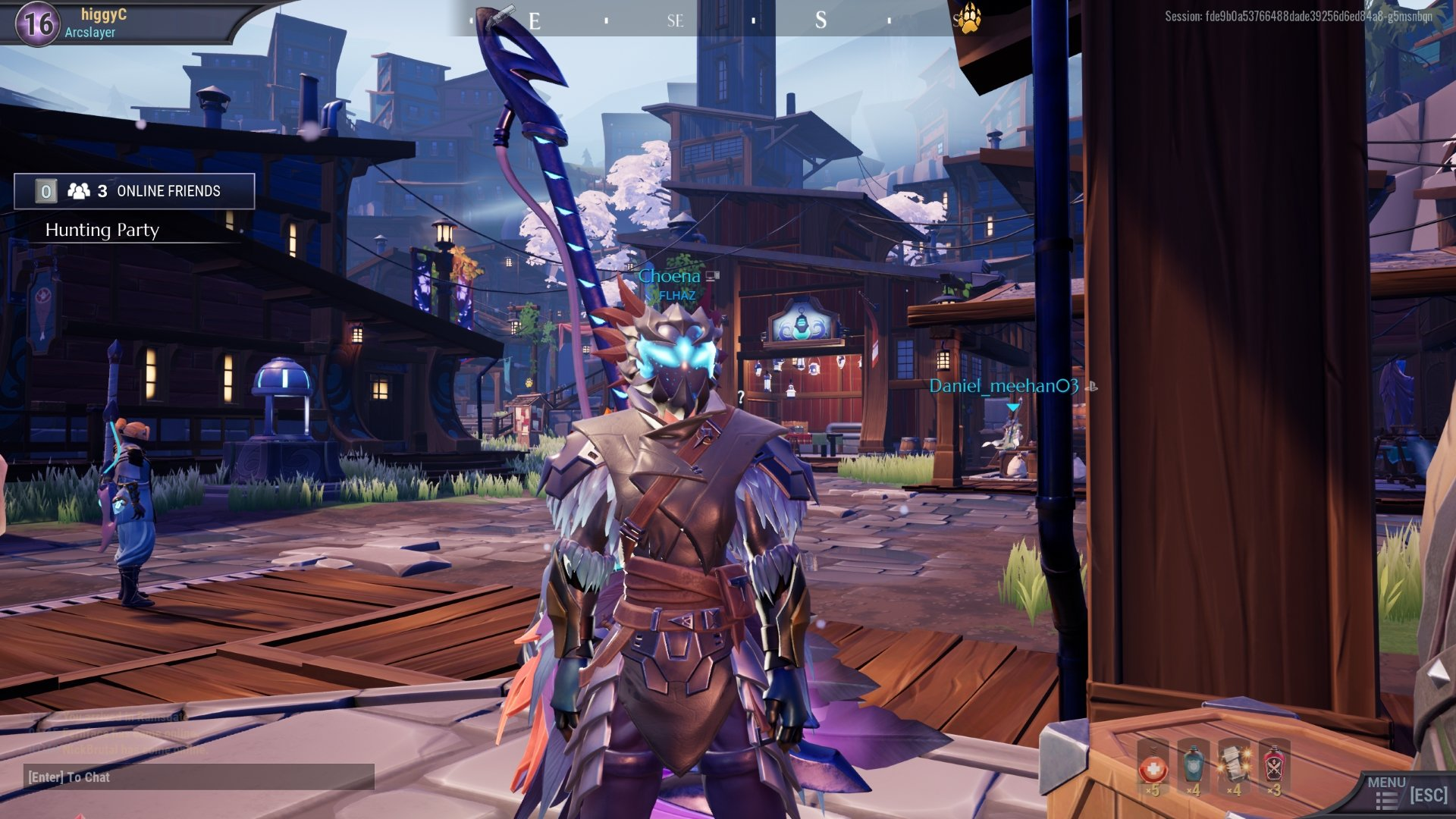 How to get the Tragic Echo Exotic Armor in Dauntless