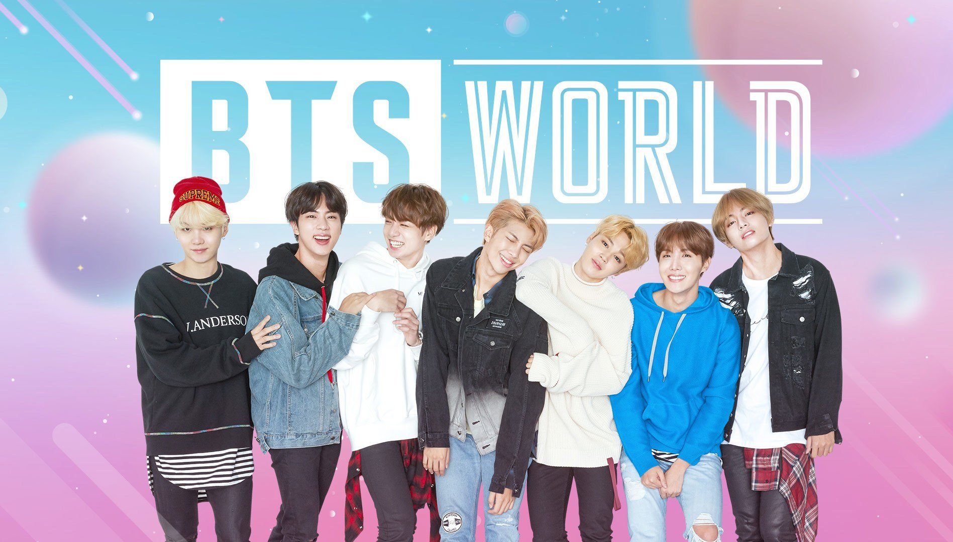 To increase your Affinity Levels, you'll need to trigger Mobile Events in BTS World and select the best responses to win over each member.