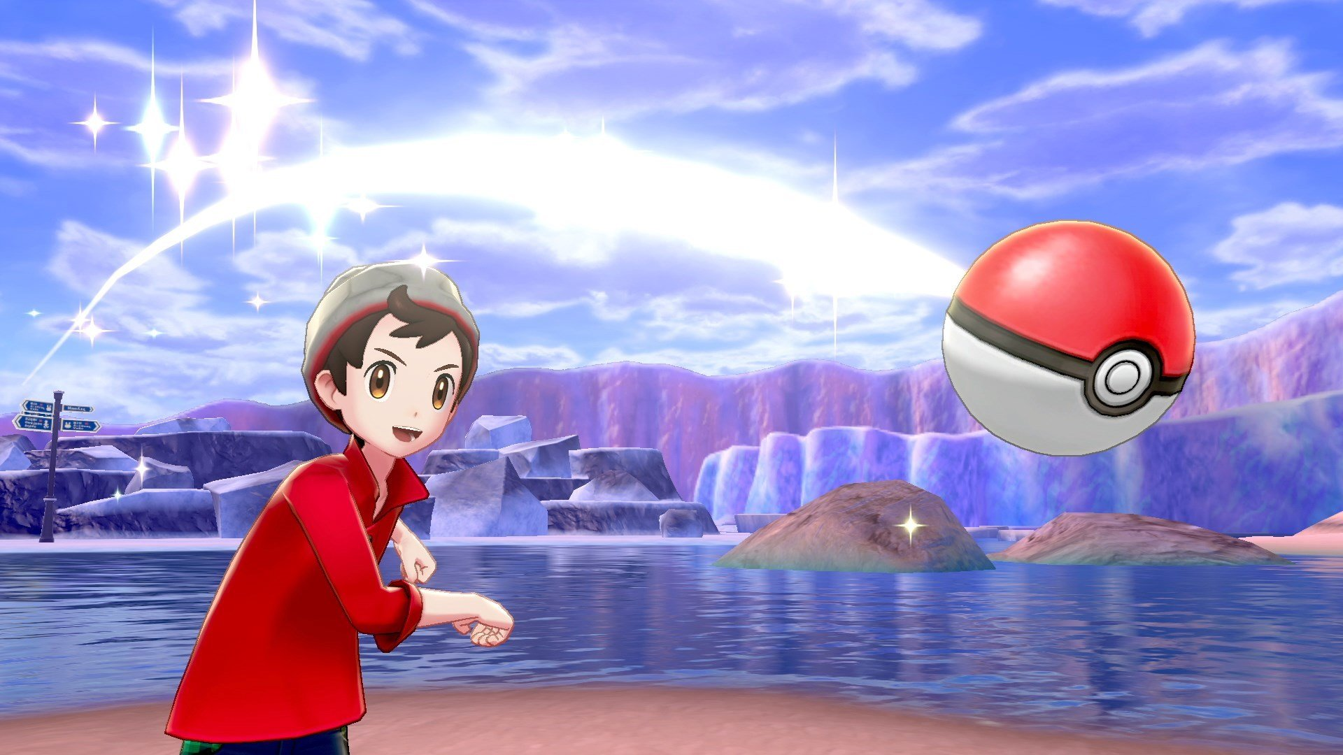 Pre-order bonuses for Pokemon Sword and Shield include a $10 credit at Amazon and Best Buy, and a Plush Key Chain Gift at The Pokemon Center.