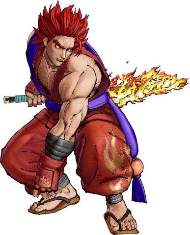 DLC Character Kazuki Samurai Shodown Season Pass