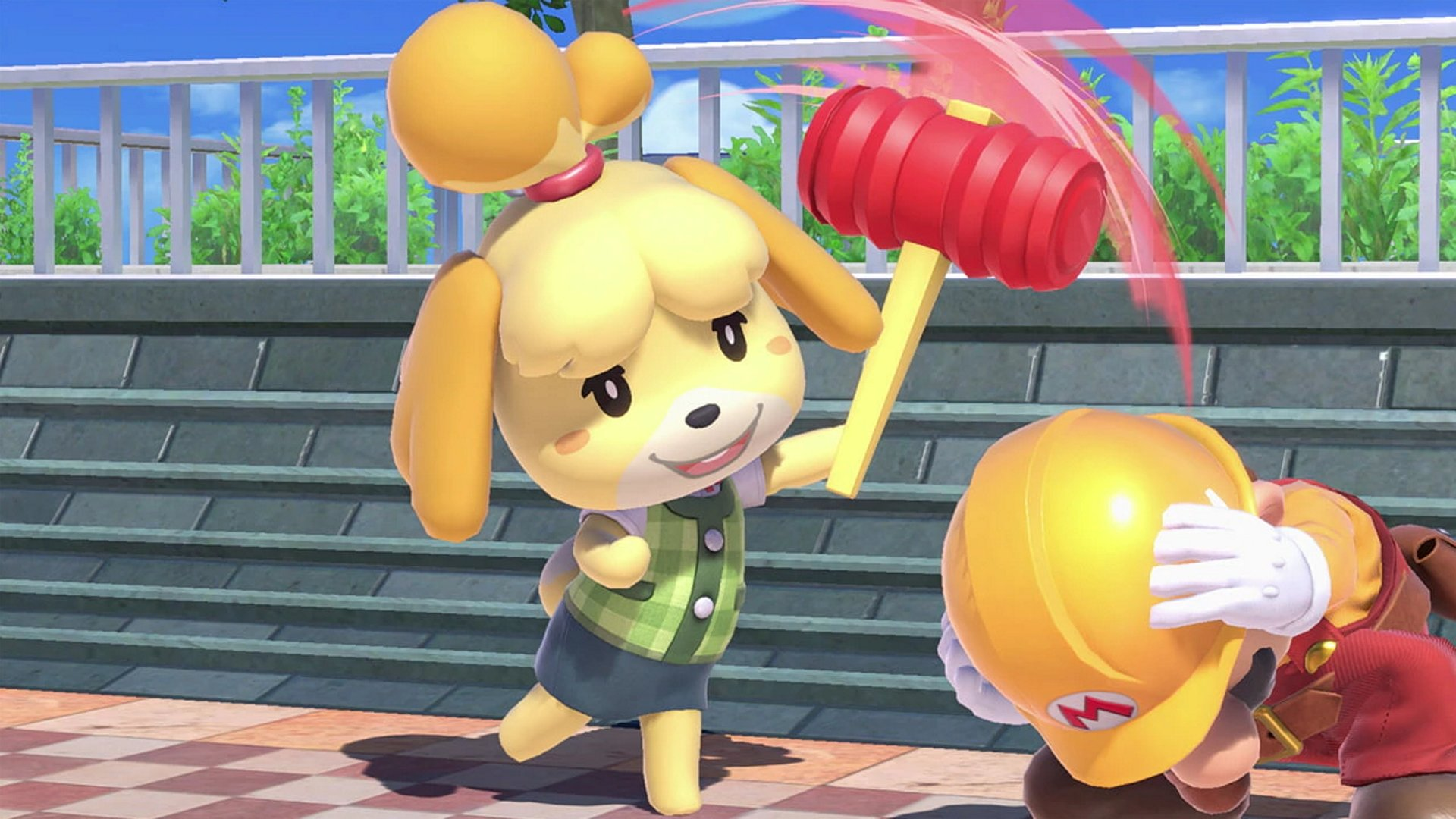 Is Isabelle in Animal Crossing: New Horizons Switch