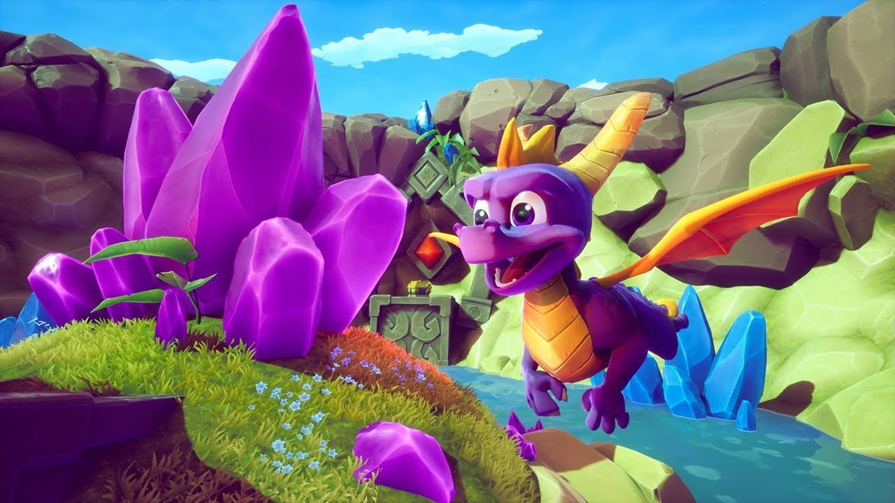 All three games in the Spyro Reignited Trilogy will be available on Nintendo Switch starting September 3.