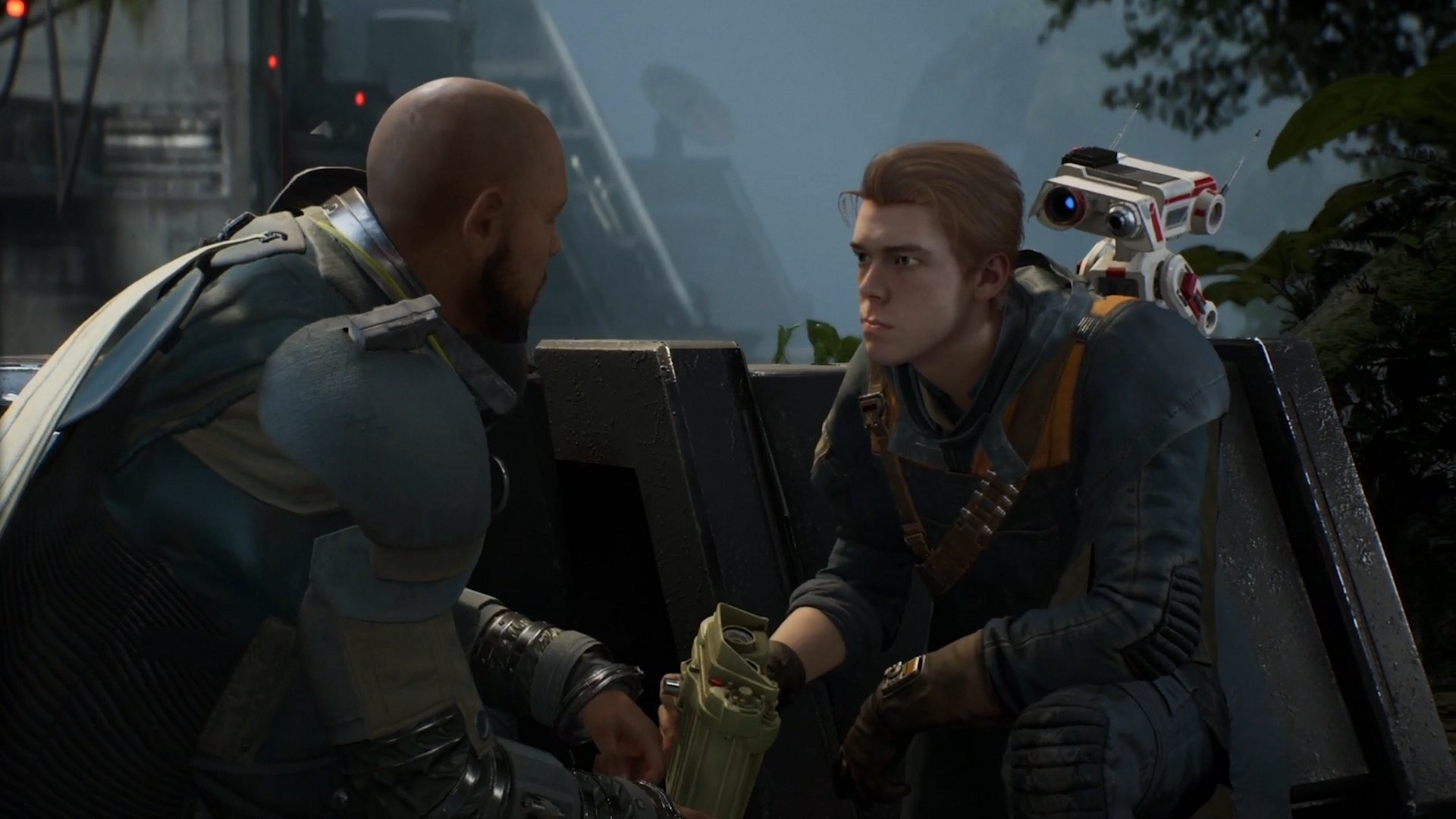 Forest Whitaker voices Saw Gerrera in Star Wars Jedi: Fallen Order