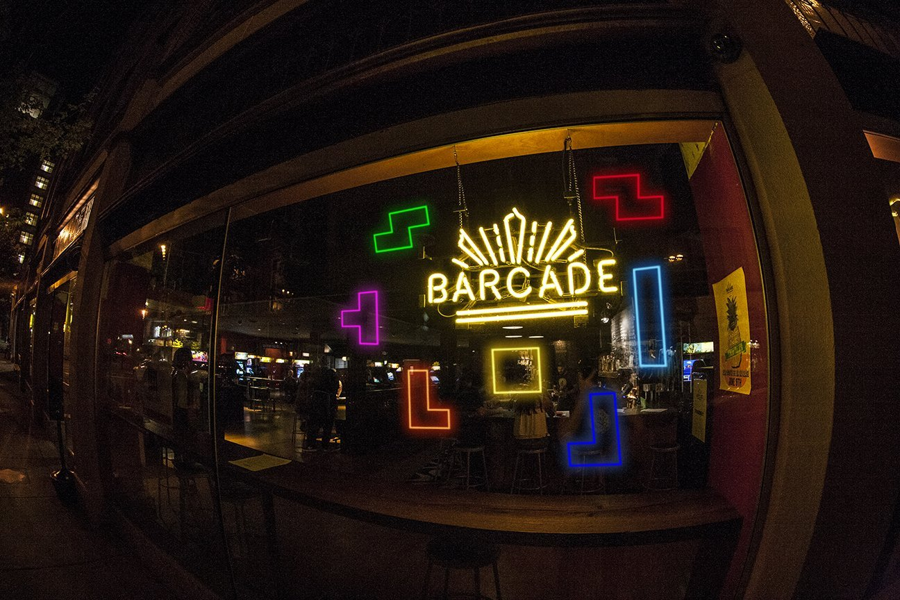 A Tetris event will be taking place at all Barcade locations on June 8.