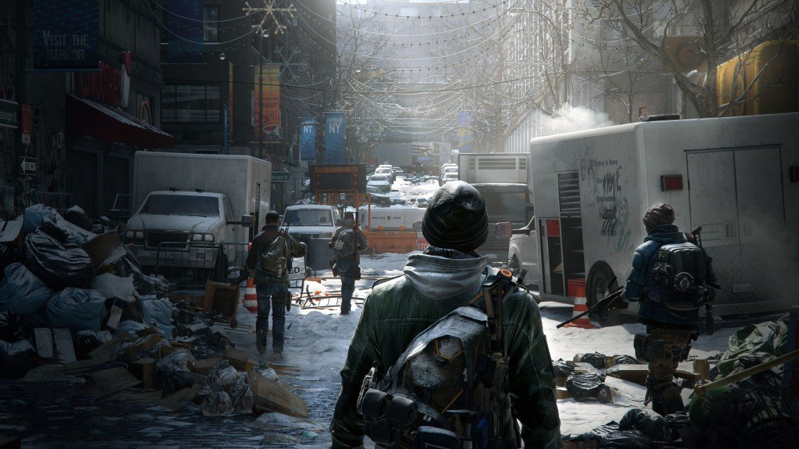The film adaptation of The Division will air on Netflix according to Ubisoft.