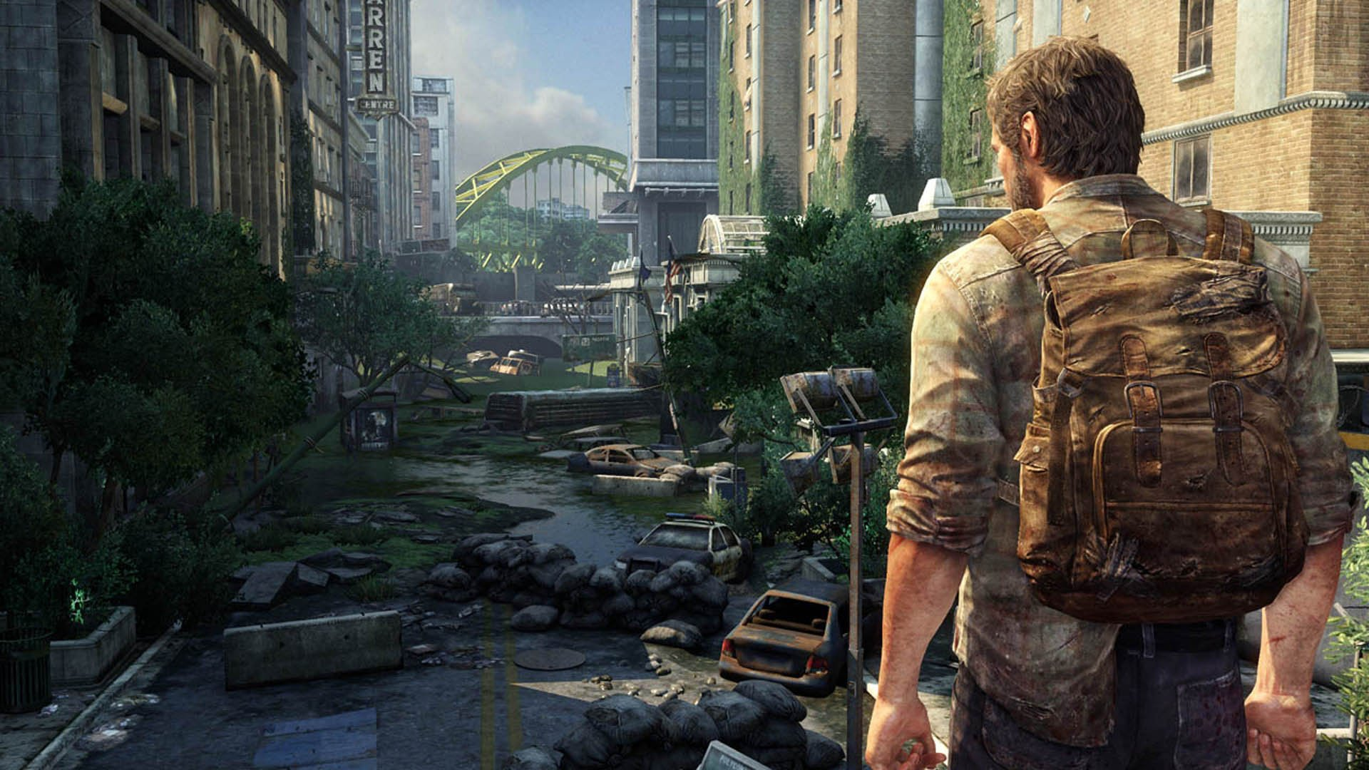The Last of Us offers post-apocalyptic scenery similar to modern day Pripyat.