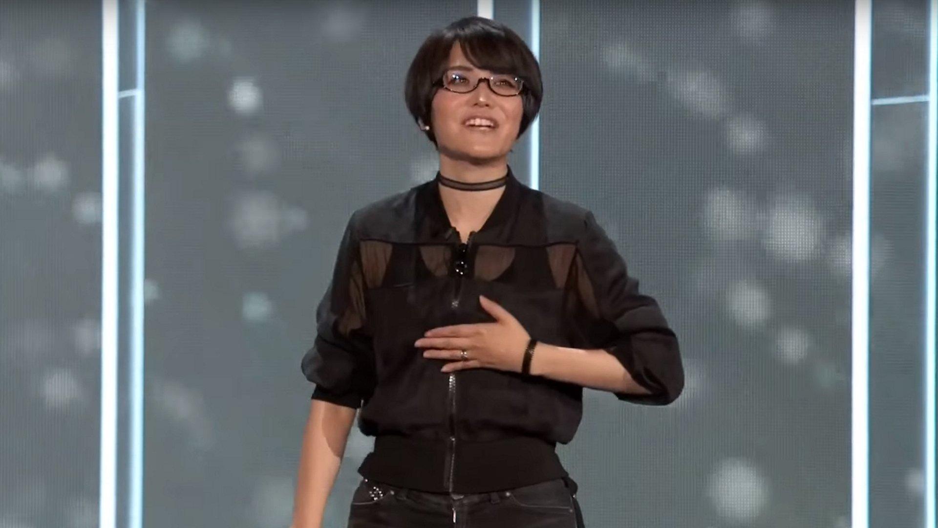 Who is Ikumi Nakamura Ghostwire: Tokyo Director