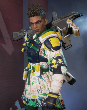 How to get Twitch Prime Skins in Apex Legends - Bangalore Dino Dynamo