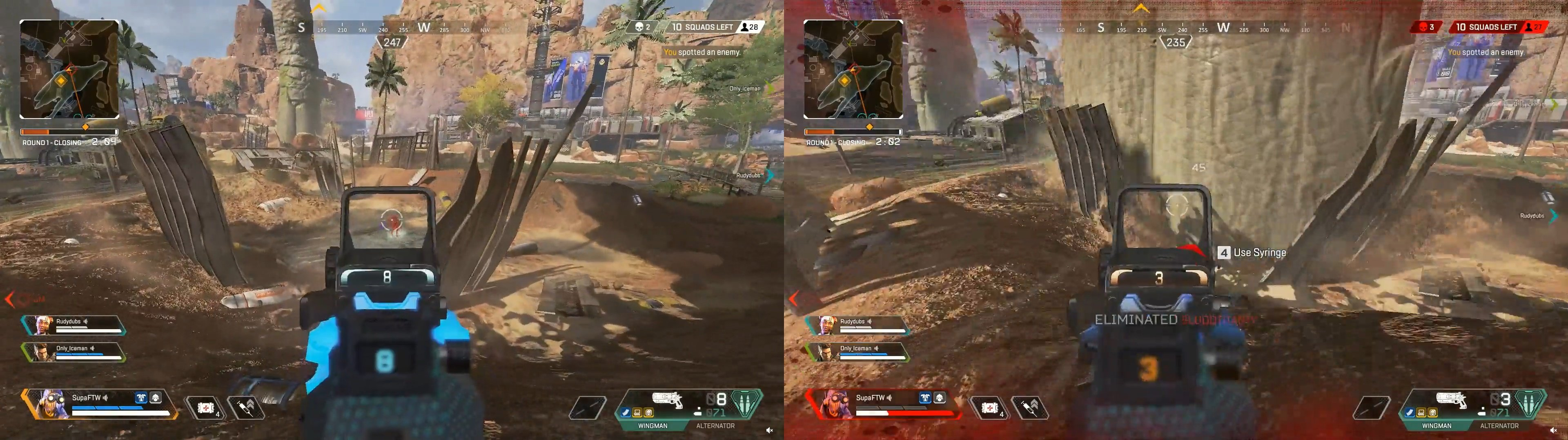 Players are getting crushed to death by leviathan monster in Apex Legends